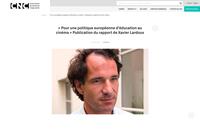 Rapport de Xavier Lardoux